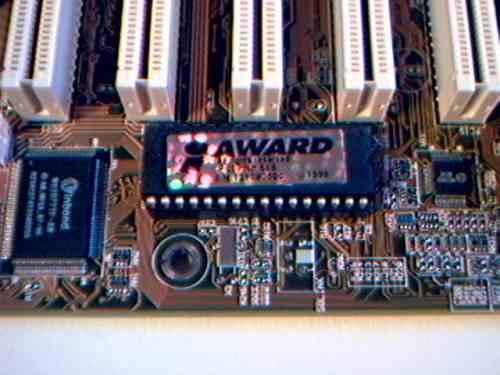 Chip Flash Rom-Bios Award