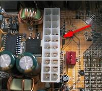 Connettore di alimentazione della schedamadre ATX 20 poli